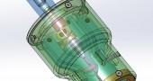 mechanischer Flaschendeckel-Verschrauber