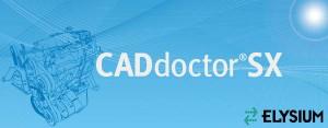 CADdoctor®SX - Professionelles Werkzeug zur 3D Daten-Konvertierung