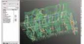 PDQ Prüfung:Visualisierte Darstellung von PDQ Prüfungs-Ergebnissen im Rahmen der Konvertierung von 3D-Daten