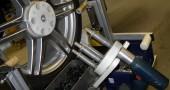 Felgenschutz und bestückter 5-fach Schrauber