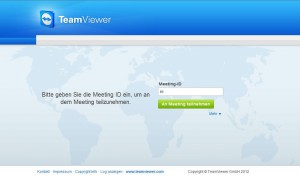 Teamviewer Browserversion Screenshot